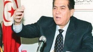 O ex-primeiro-ministro egípcio, Kamal el Ganzouri, indicado pela junta militar no poder no Egito para formar um novo governo.